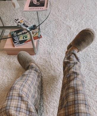 Milling Fur Shoes_K35