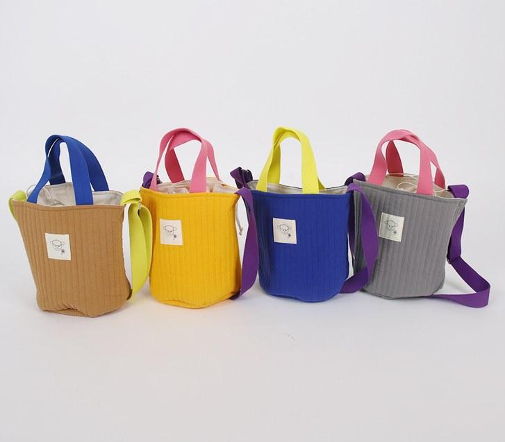 Color foam bag